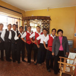 Azafatas y Mozos (Mayo 2013)